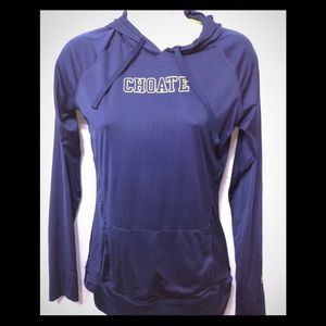 Junior's size Small UNDER ARMOUR Choate hoodie